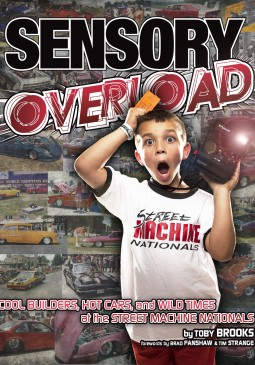 sensory overload front cover