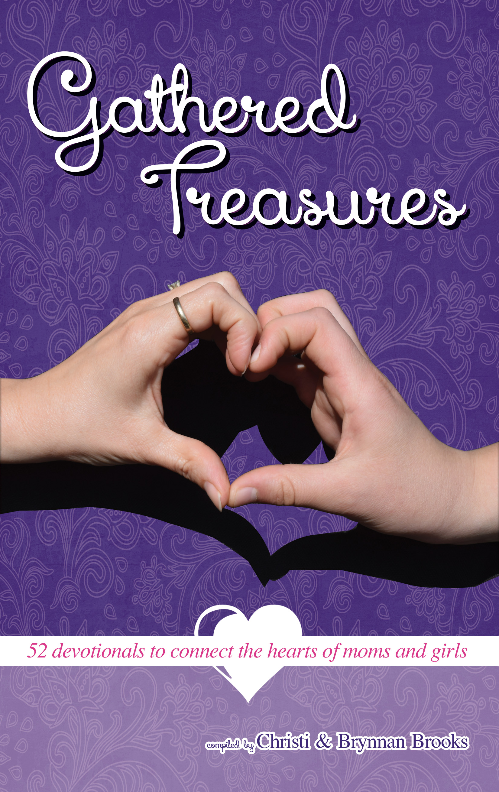 Mother-daughter devotional Gathered Treasures